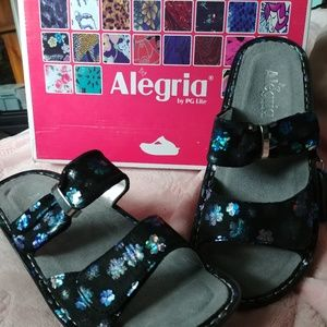 Alegria luck be a lady sandals